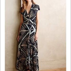 Anthropologie Maeve maxi dress
